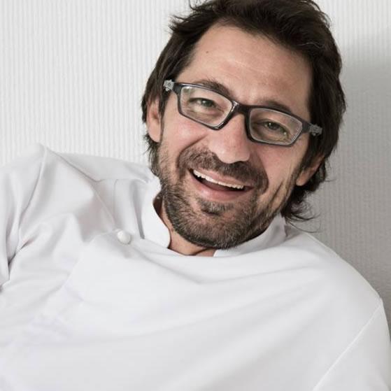 Chef y Estrella Michelin en el Restaurante Messina