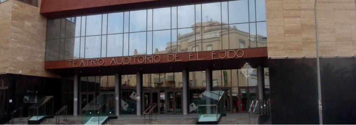 Auditorio de El Ejido