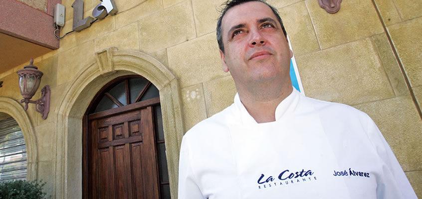 José Álvarez: «Estoy en un momento dulce, con muchos proyectos»