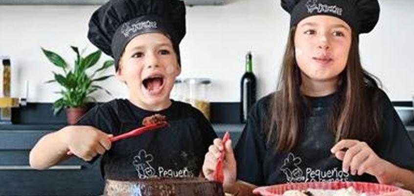 Los 'estrella Michelin' examinan a los pequeños chefs en 'Almería Gourmet'