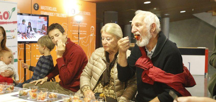 Agrupalmería desvela los secretos del tomate