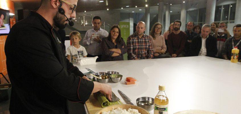 La cocina fusión a partir de la tradición japonesa por Foody Allen