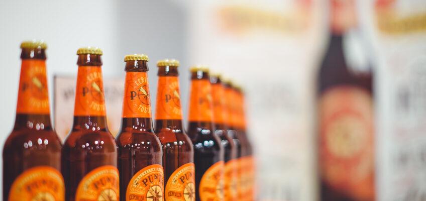 Punta Este, cerveza oficial de Almería Gourmet, siempre con la gastronomía