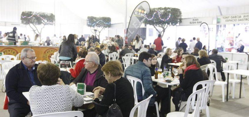 El Ejido, centro de la gastronomía
