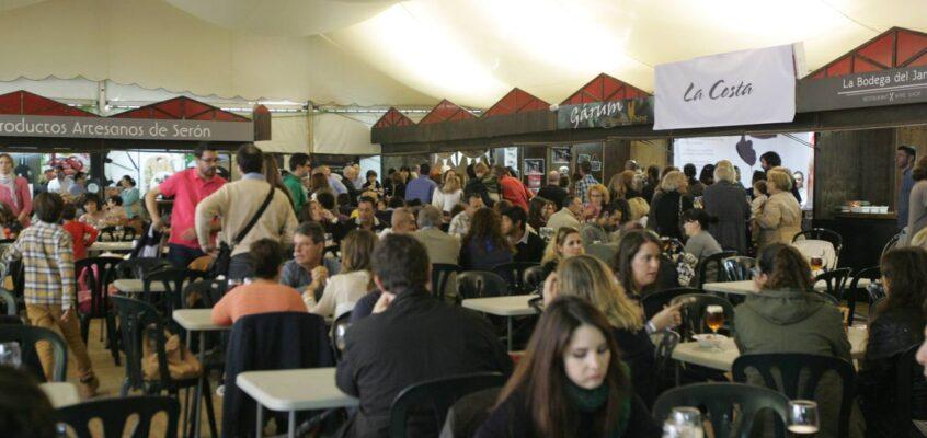 Almería Gourmet, el plan perfecto para el fin de semana del 25 al 27