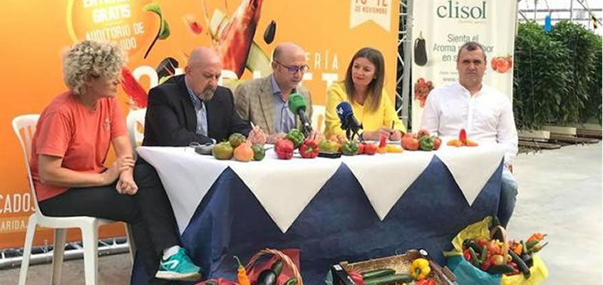 Almería Gourmet sitúa a El Ejido como capital gastronómica de Andalucía